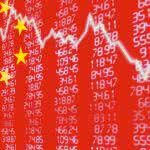 chinese stock market plunge uhd 4k wallpaper