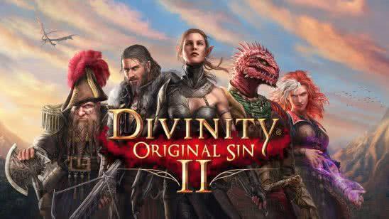 divinity original sin 2 poster uhd 4k wallpaper