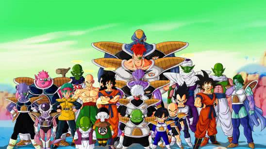 dragon ball z characters uhd 4k wallpaper