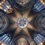 ely cathedral cambridgeshire ceiling england uhd 4k wallpaper