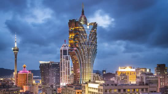 grand lisboa hotel and casino macau china uhd 4k wallpaper