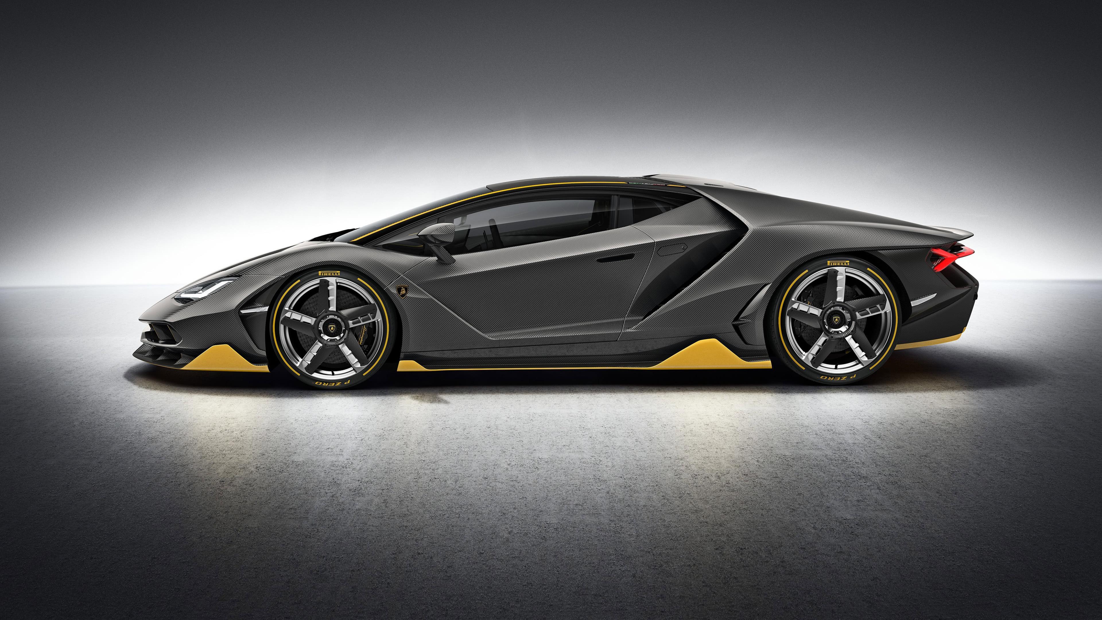 Lamborghini Centenario Side Uhd 4k Wallpaper Pixelz