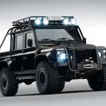 land rover defender 007 spectre uhd 4k wallpaper