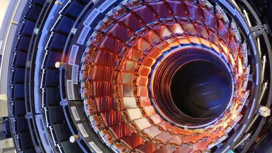 large hadron collider lhc cern uhd 4k wallpaper