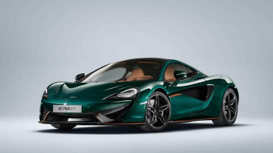 mclaren 570gt mso xp green front uhd 4k wallpaper