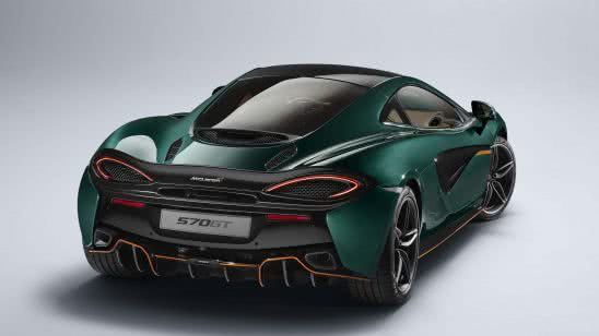 mclaren 570gt mso xp green rear uhd 4k wallpaper