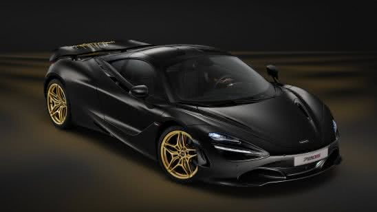 mclaren 720s mso black and gold uhd 4k wallpaper