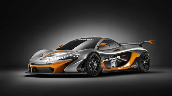 mclaren p1 gtr hybrid side uhd 4k wallpaper