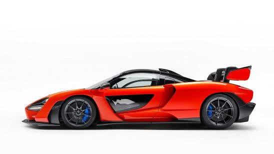 mclaren senna p15 side uhd 4k wallpaper