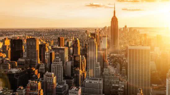 new york cityscape uhd 4k wallpaper