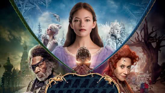 nutcracker and the four realms uhd 4k wallpaper