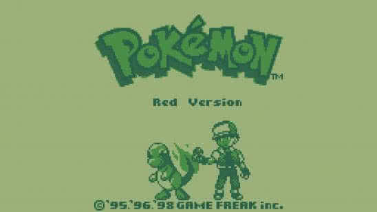 pokemon red game boy screenshot uhd 4k wallpaper