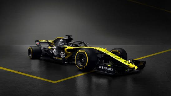renault rs18 f1 uhd 4k wallpaper