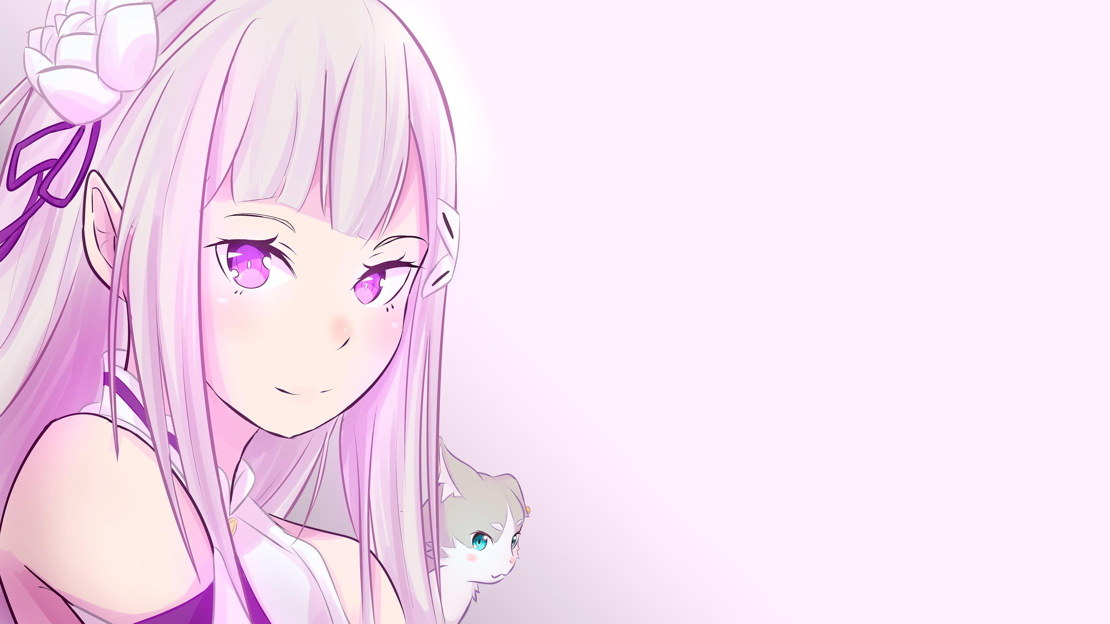 Rezero Starting Life In Another World Emilia Nendoroid