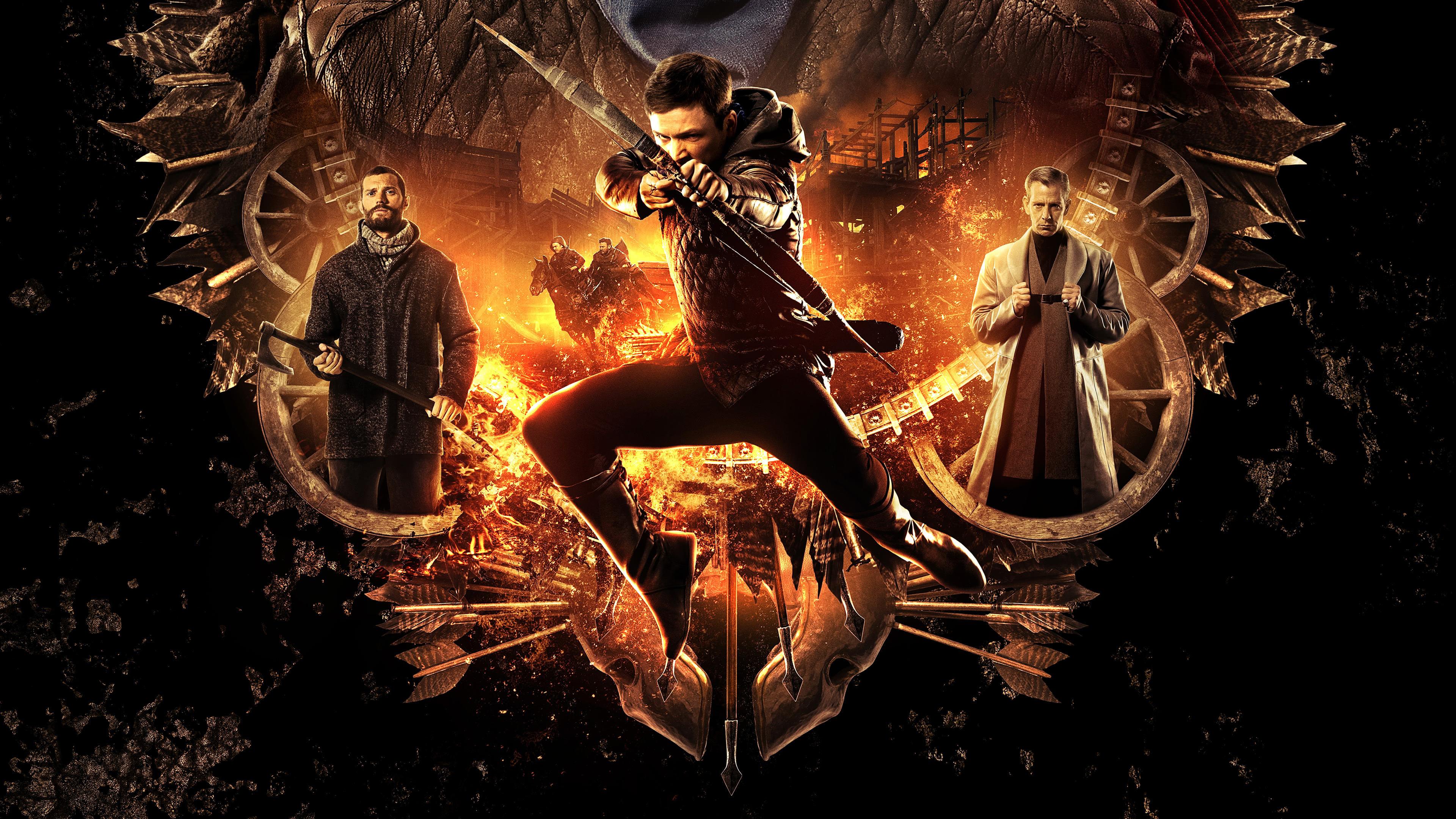 Robin Hood Movie Uhd 4k Wallpaper Pixelz
