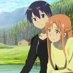 "<span itemprop=""name"">Sword Art Online Kazuto Kirigaya Krito And Yuuki Asuna</span>"