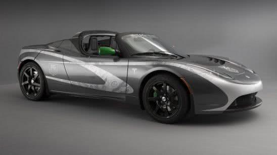 tag heuer tesla roadster uhd 4k wallpaper