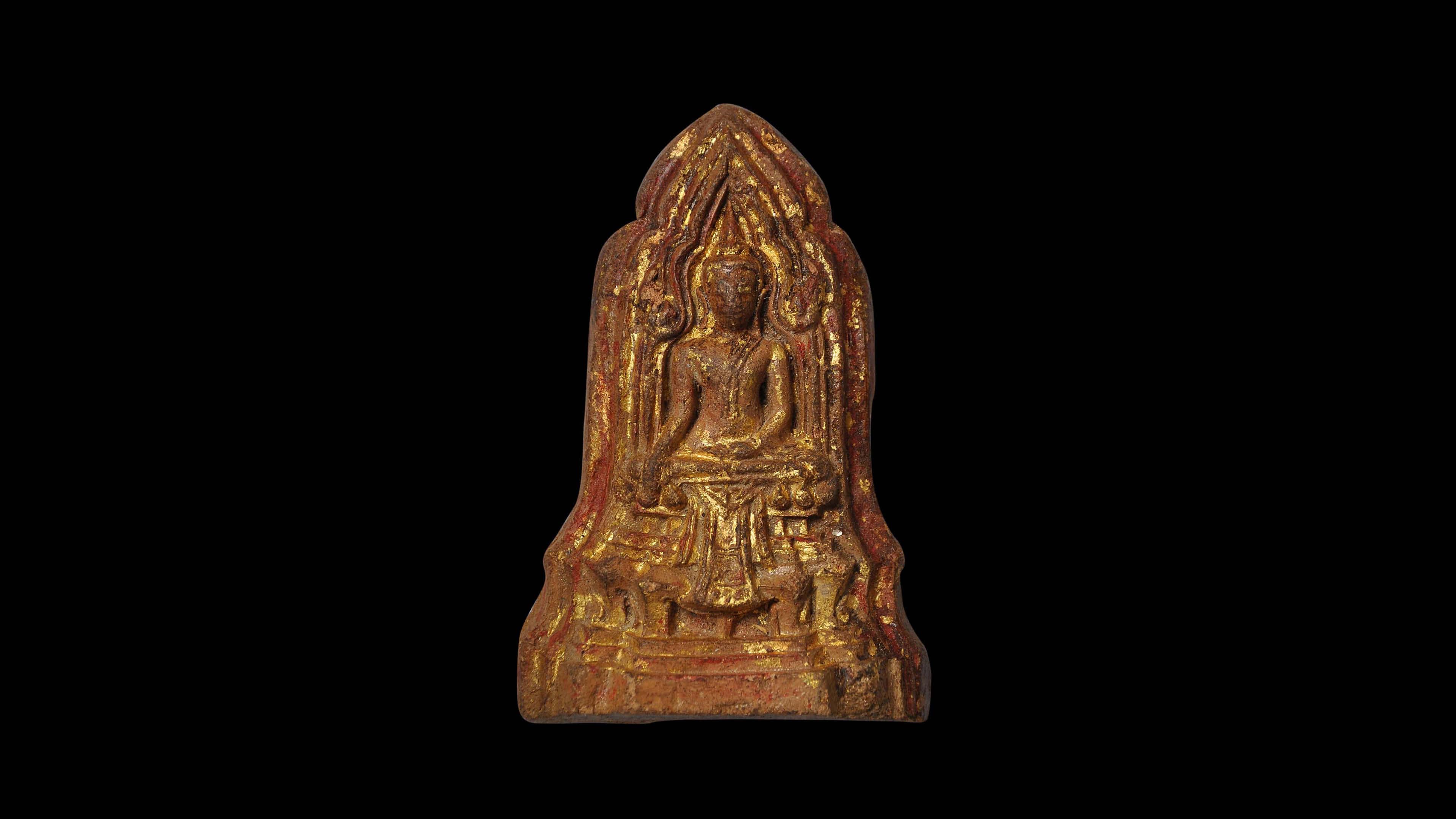 thai buddhist amulet uhd 4k wallpaper