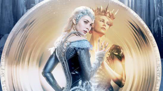 the huntsman winters war freya the ice queen uhd 4k wallpaper