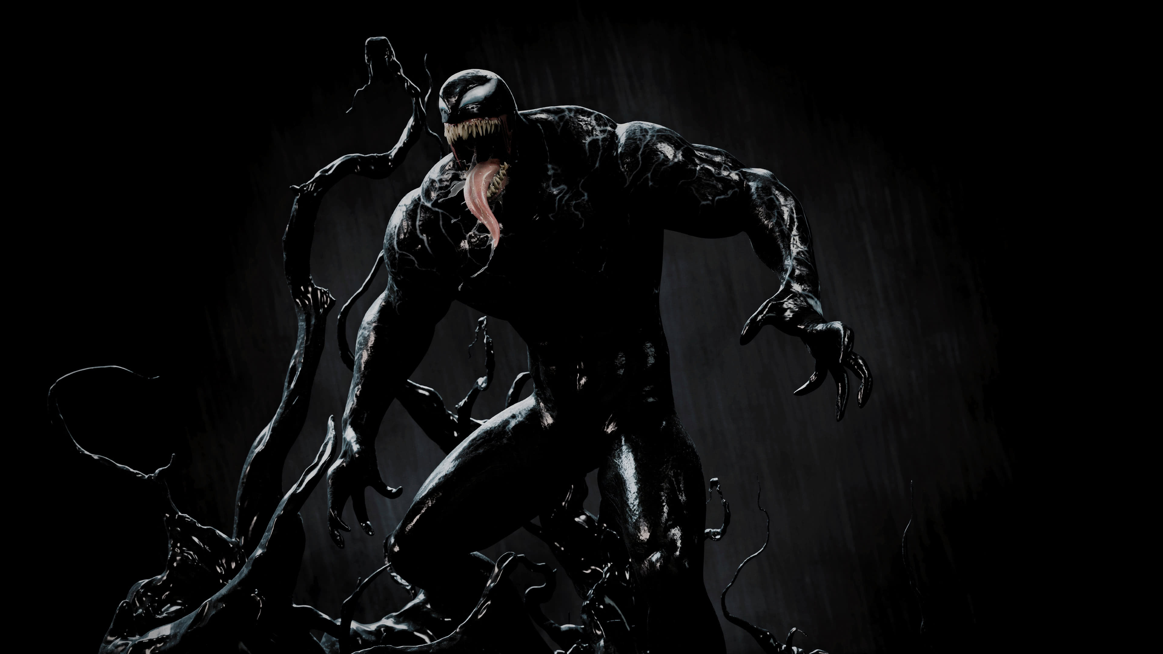 Venom Artwork Uhd 4k Wallpaper Pixelz