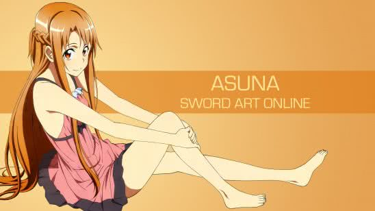 asuna sword art online uhd 4k wallpaper