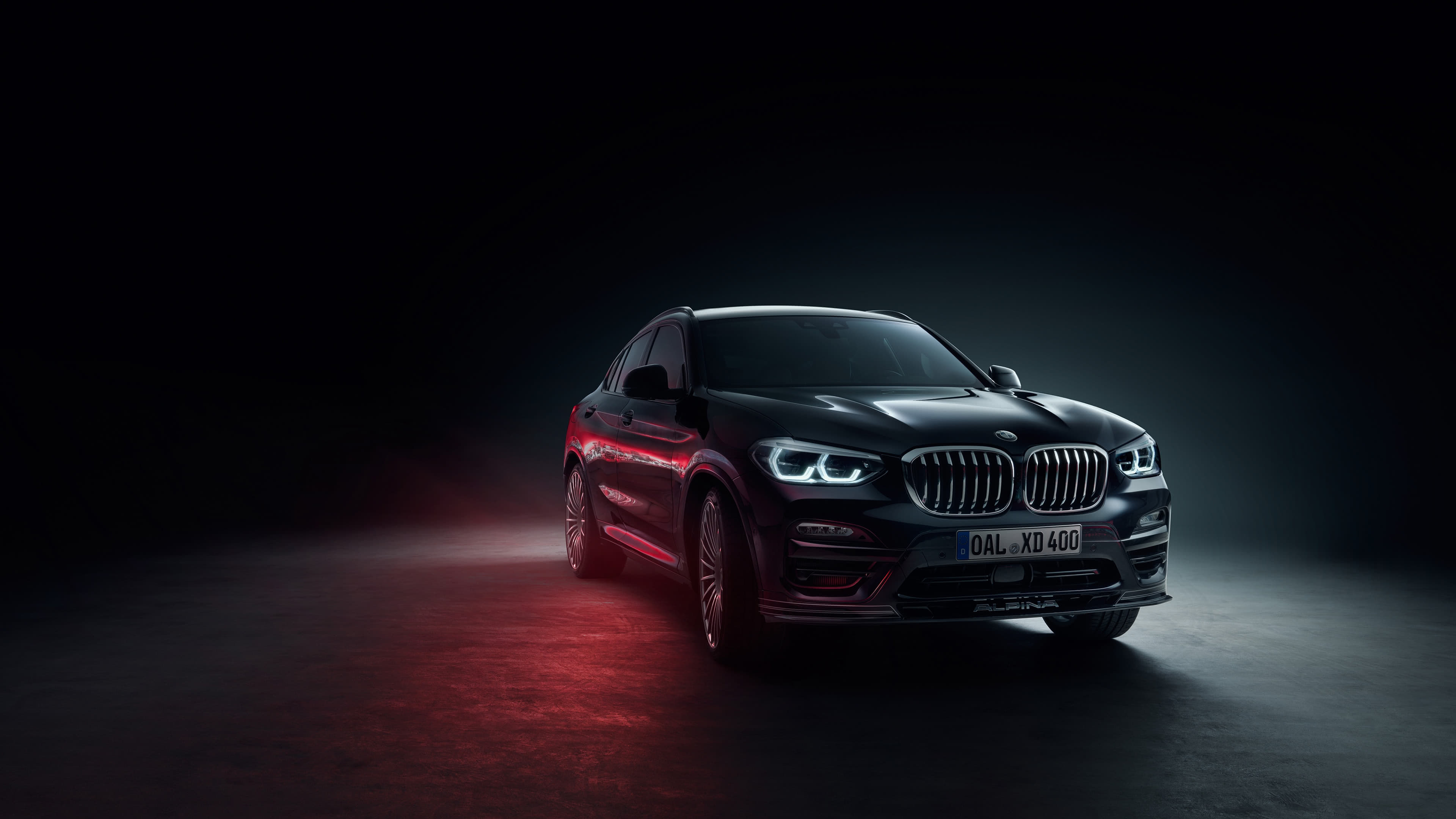 bmw alpina xd4 uhd 4k wallpaper