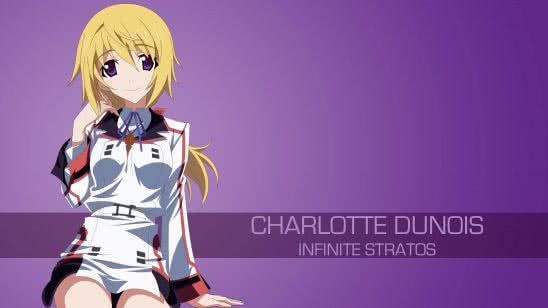 charlotte dunois infinite stratos uhd 4k wallpaper