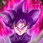 dragon ball goku black portrait uhd 4k wallpaper
