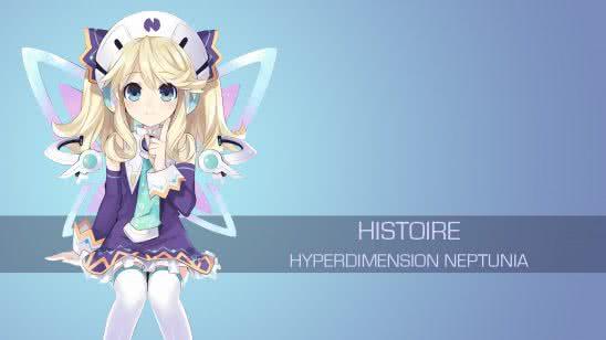 histoire hyperdimension neptunia uhd 4k wallpaper