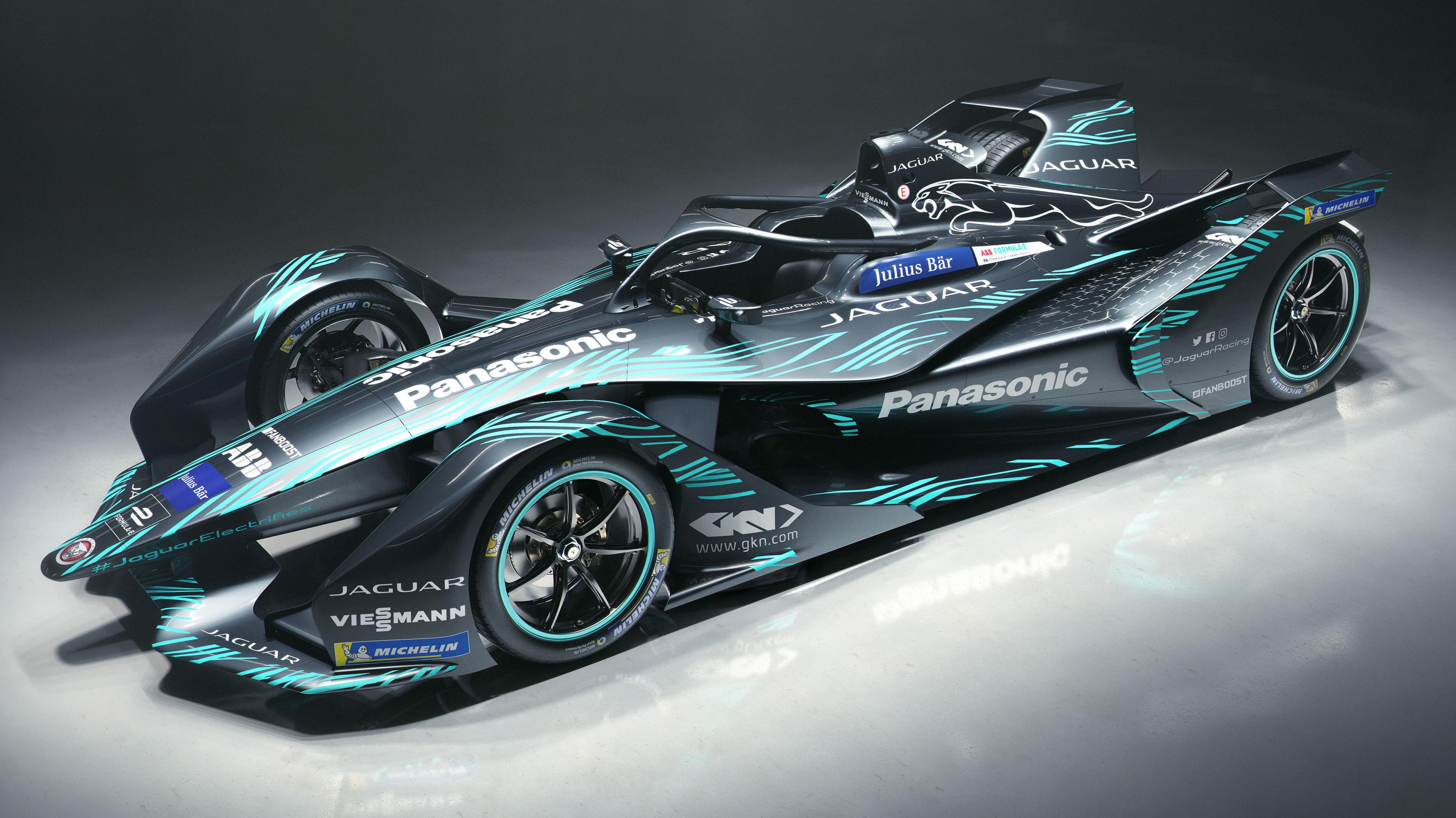 Jaguar Gen 2 Formula E Uhd 4k Wallpaper Pixelz