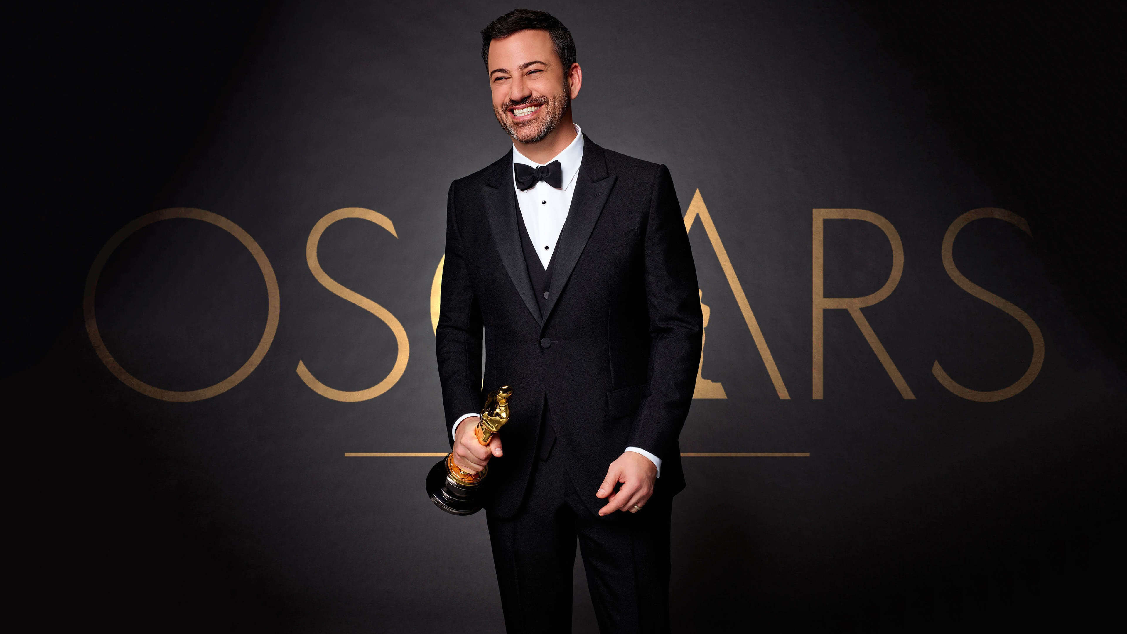 jimmy kimmel oscars uhd 4k wallpaper