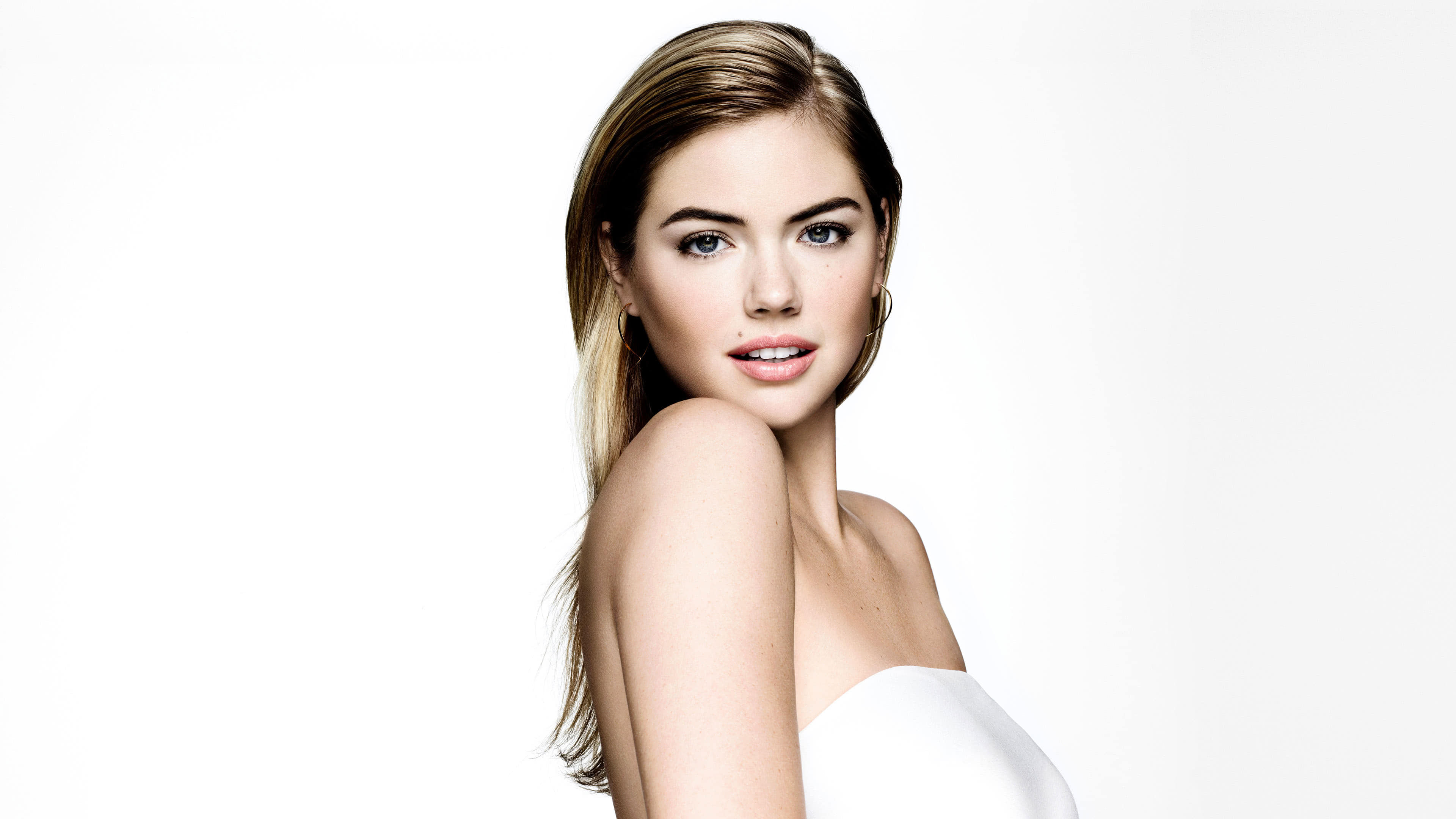 kate upton portrait uhd 4k wallpaper