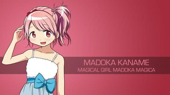 madoka kaname magical girl madoka magica uhd 4k wallpaper