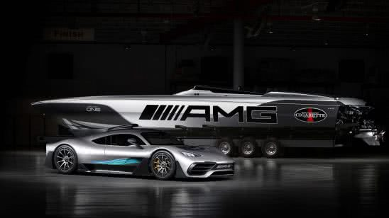 mercedes amg cigarette racing boat uhd 4k wallpaper