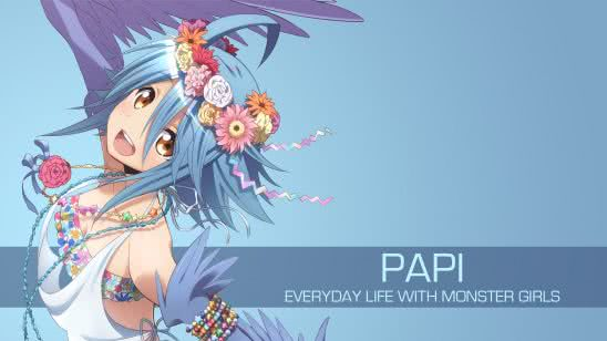 papi everyday life with monster girls uhd 4k wallpaper