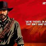 red dead redemption 2 arthur morgan uhd 4k wallpaper
