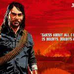 red dead redemption 2 john marston uhd 4k wallpaper