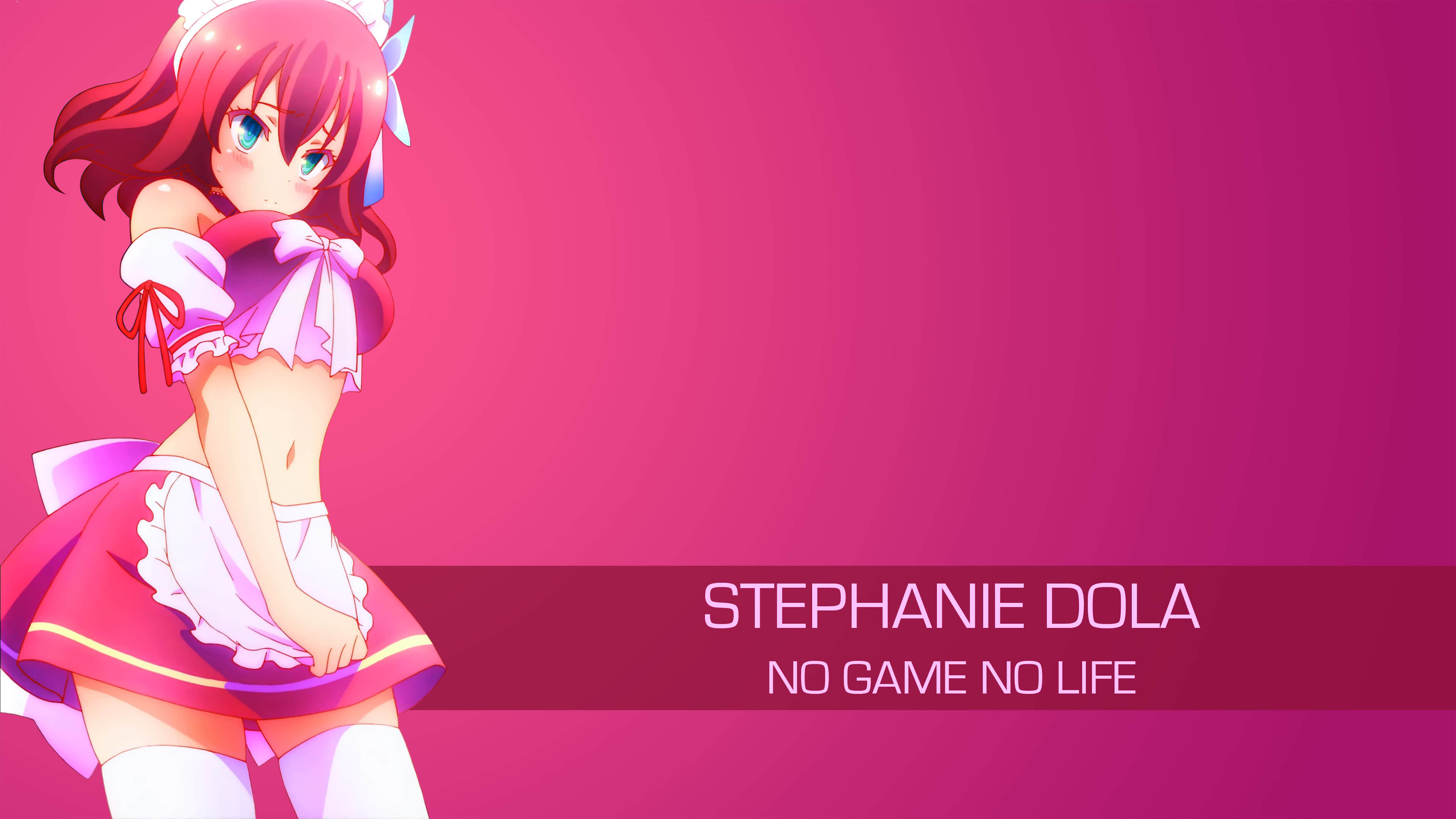Stephanie Dola No Game No Life Uhd 4k Wallpaper Pixelz
