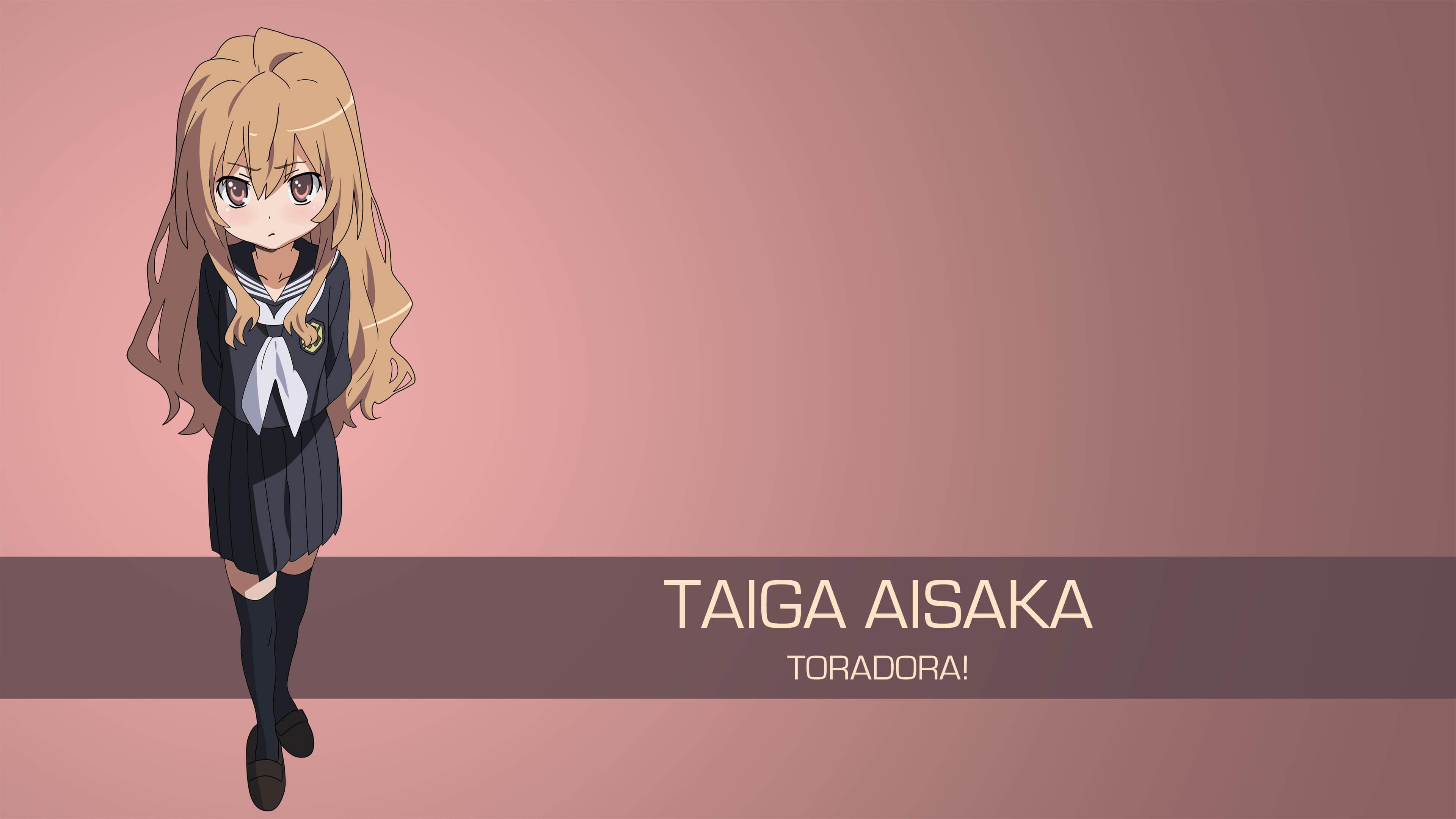 Taiga Aisaka Toradora Uhd 4k Wallpaper Pixelz