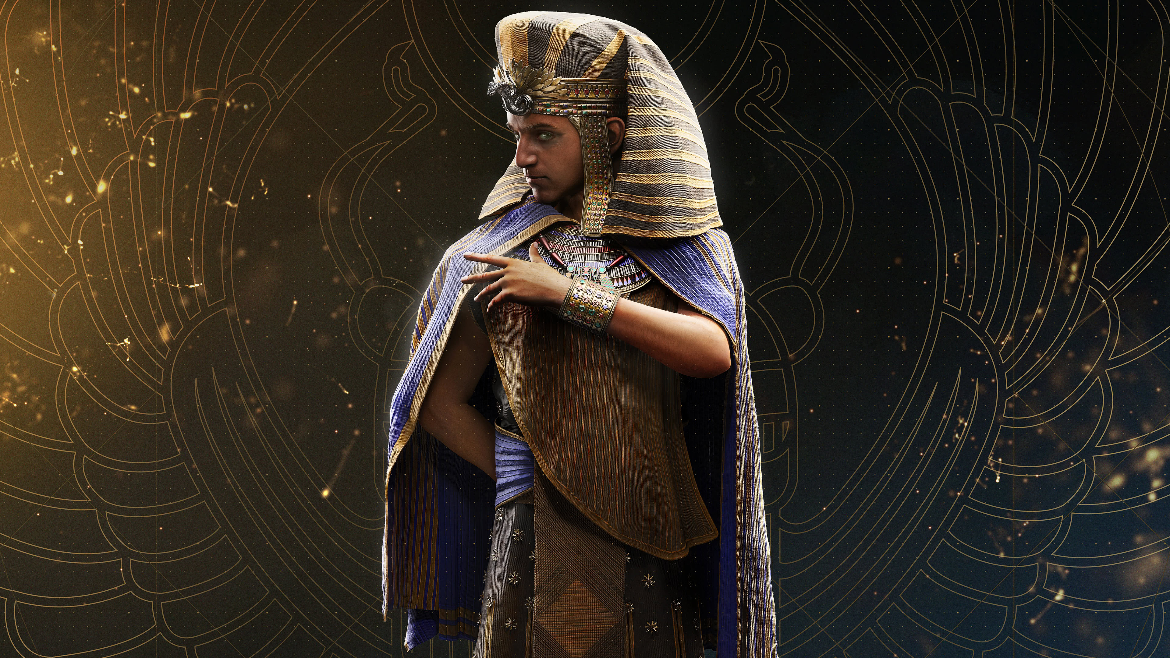 assassins creed origins egyptien uhd 4k wallpaper
