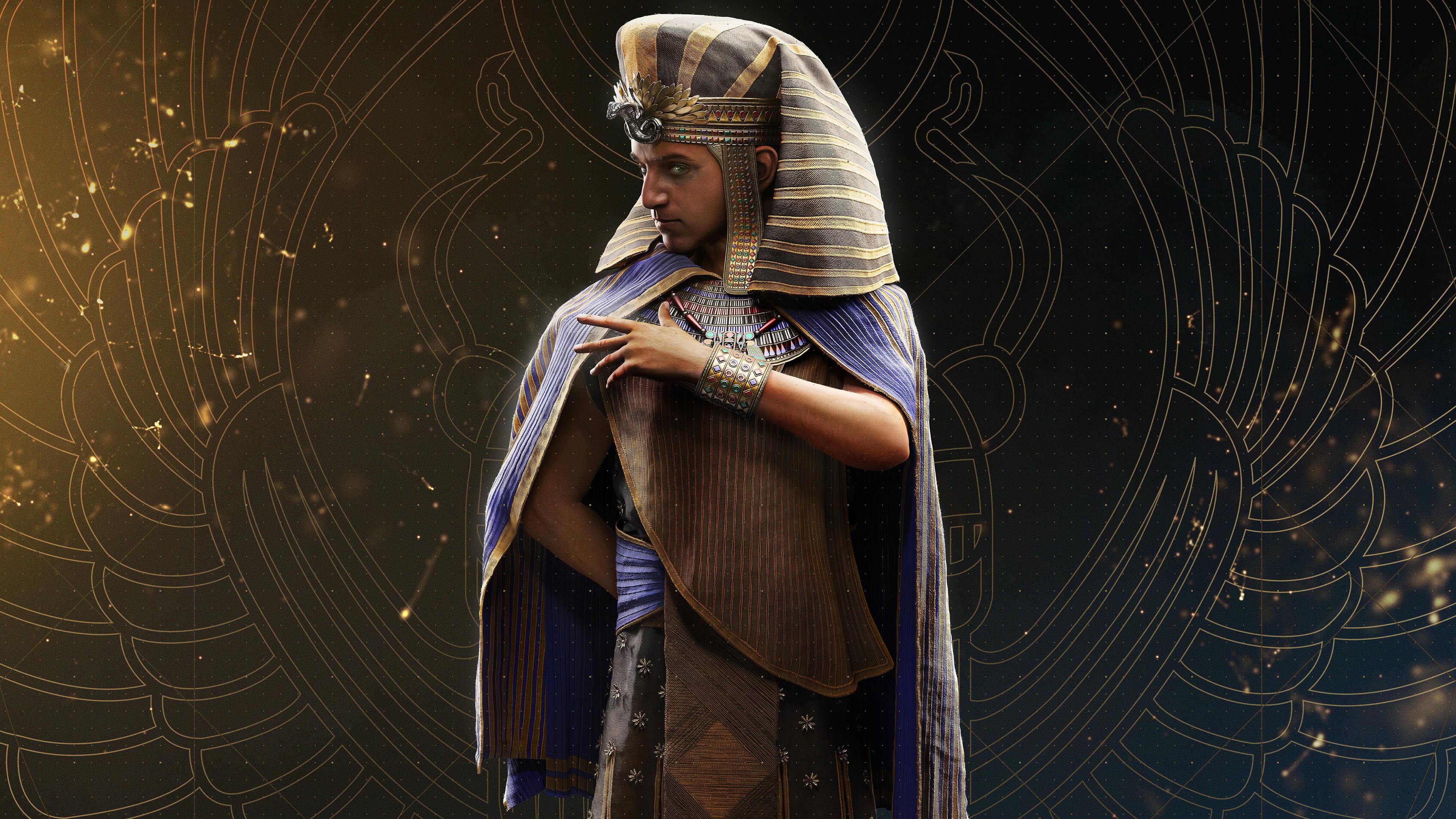 assassins creed origins egyptien uhd 4k wallpaper