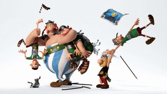 asterix the mansions of the gods uhd 4k wallpaper