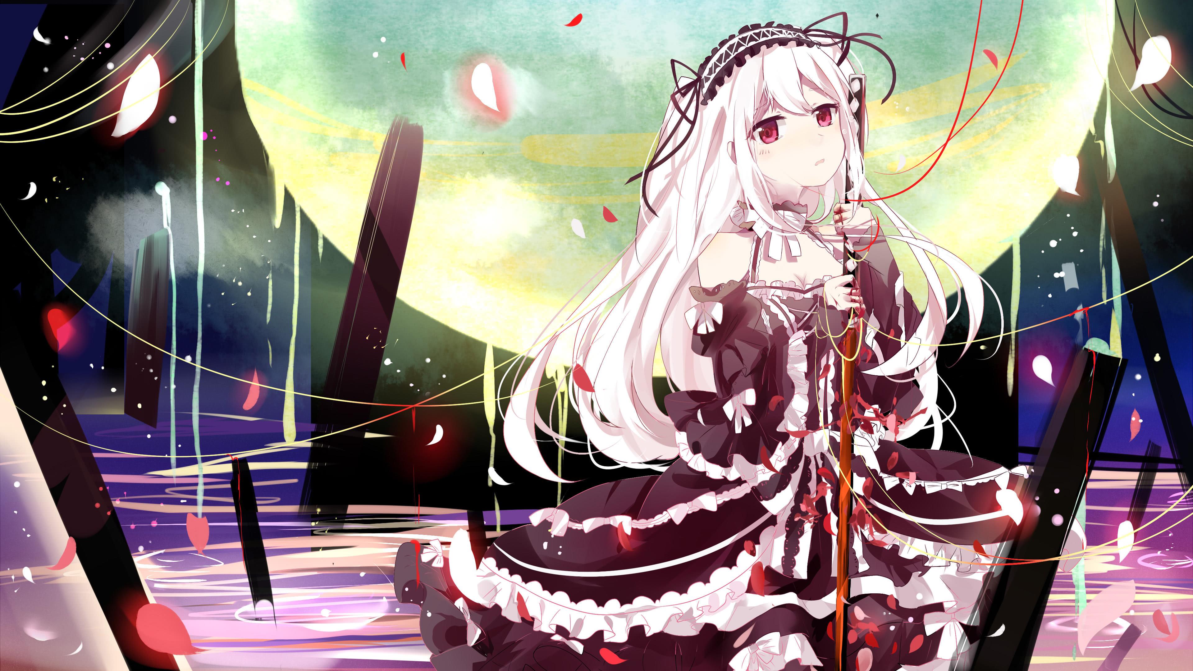 date a live mio takamiya uhd 4k wallpaper