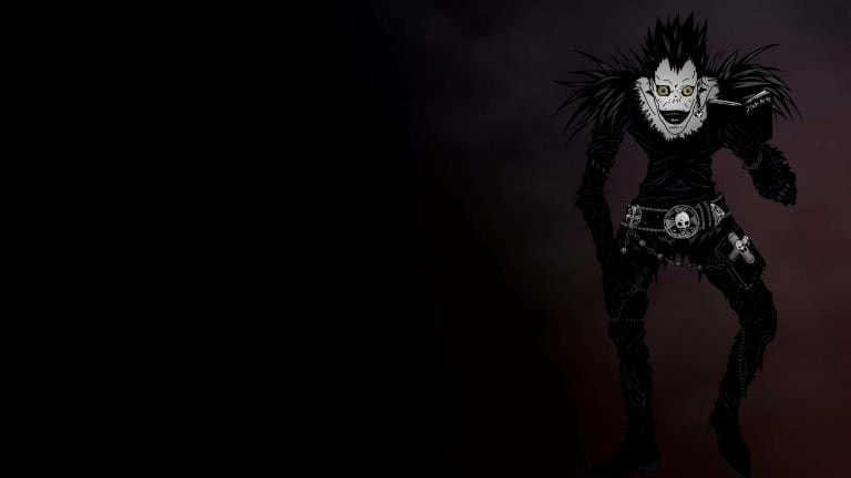 Death Note Ryuk Uhd 4k Wallpaper Pixelz