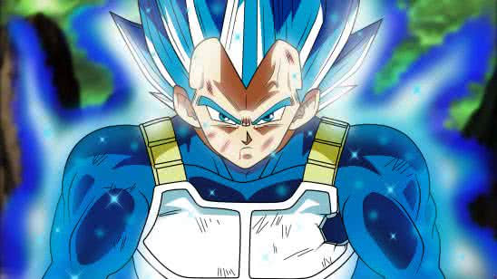 dragon ball perfected super saiyan blue vegeta uhd 4k wallpaper