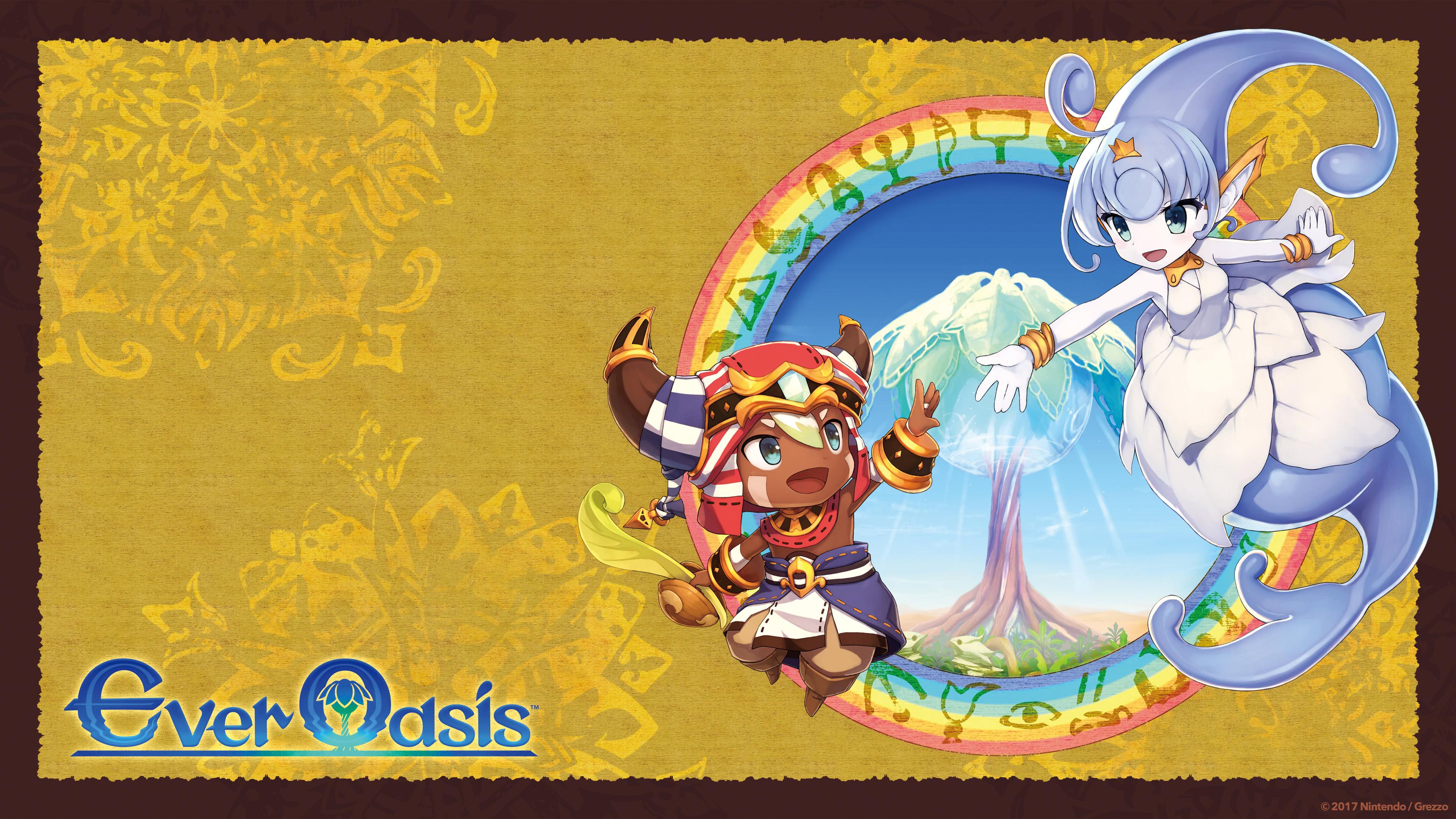 ever oasis uhd 4k wallpaper