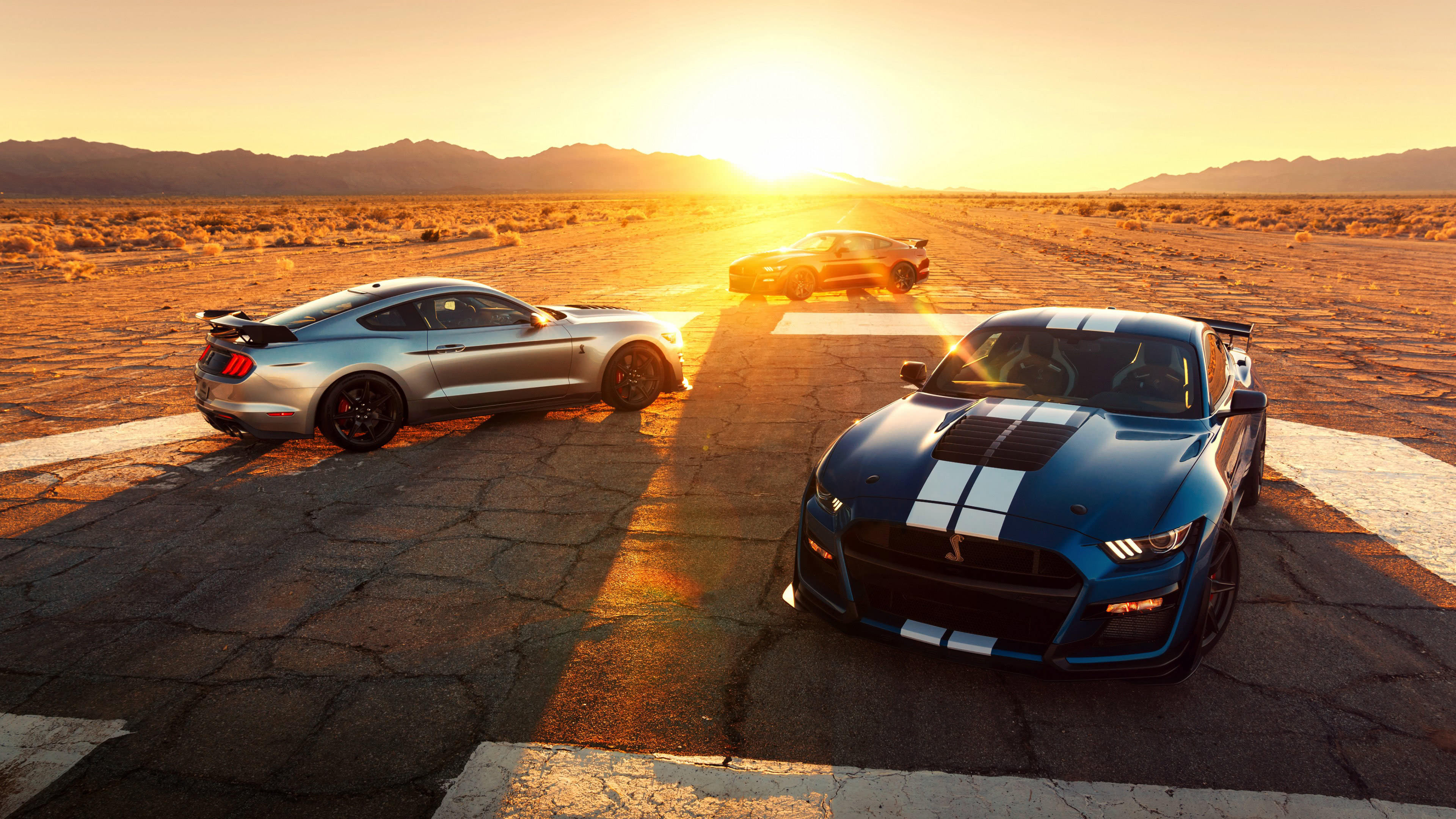 ford mustang shelby gt500 uhd 4k wallpaper
