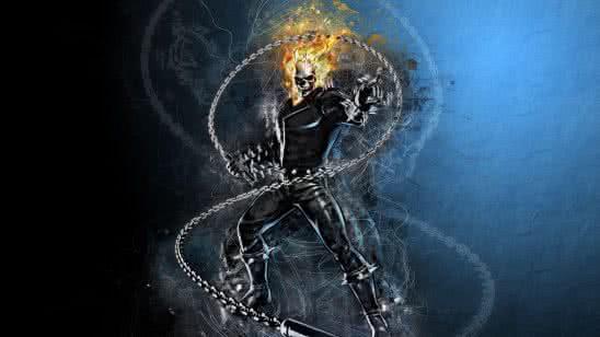 ghost rider uhd 4k wallpaper