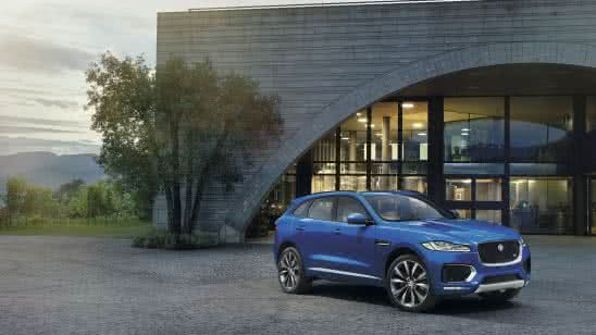jaguar f pace 25t uhd 4k wallpaper