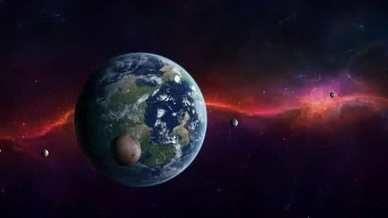 kepler 452b exoplanet uhd 4k wallpaper